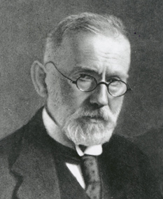 Paul Ehrlich, around 1900 (Source. PEI)