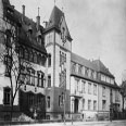 Georg-Speyer-Haus and Royal Institute for Experimental Therapy (structurally connected, before 1939)